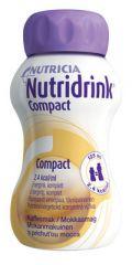 NUTRIDRINK COMPACT MOKKA X4X125 ML