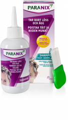 PARANIX SHAMPOO X200 ML