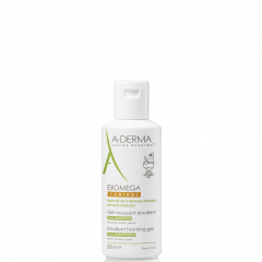 A-Derma Exomega Control foaming gel 200 ml