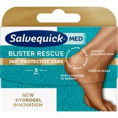 Salvequick Med Blister Rescue rakkolaastari 5 kpl
